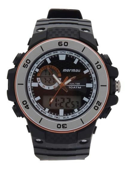 Relógio Mormaii Moad9450aa/8m Preto - Cor: Preto - Tamanho: