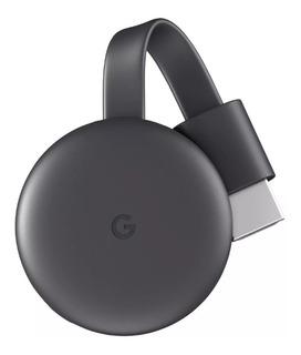 Google Chromecast 3 Generacion Smart Tv Usb Mdp Gtia
