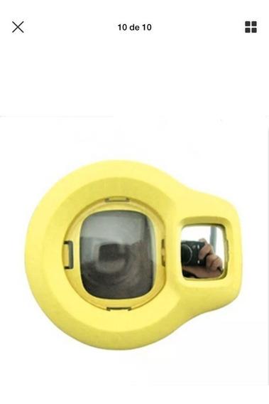 Lente Para Selfie Instax Mini 7s/8 Amarela