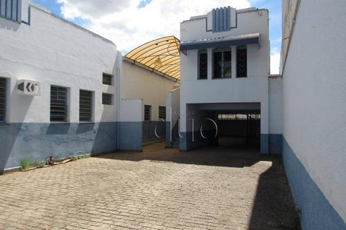 Salão À Venda, 681 M² Por R$ 1.600.000,00 - Centro - Piracicaba/sp - Sl0306