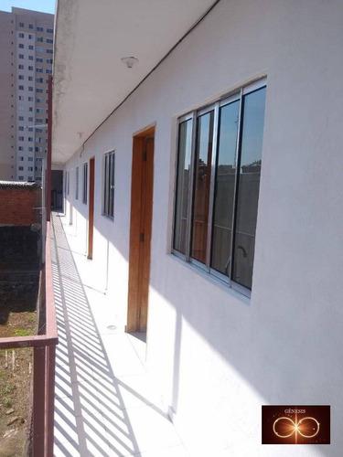Casa Com 1 Dormitório Para Alugar, 35 M² Por R$ 750,00/mês - Jardim Nova Germania - São Paulo/sp - Ca0072