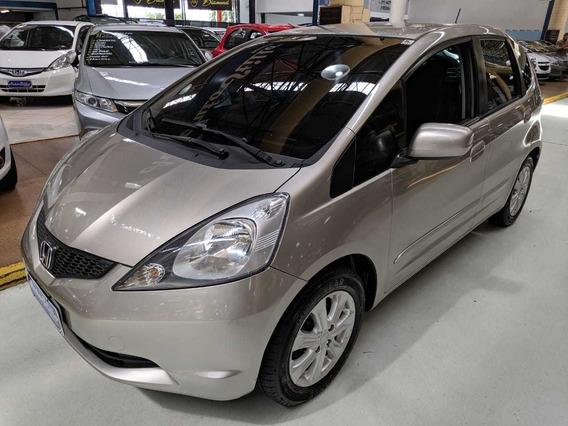 Honda Fit Lxl 1.4 Cinza 2010 (completo +automático)