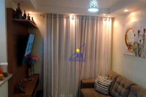 Apartamento Com 2 Dormitórios À Venda, 43 M² Por R$ 199.900,00 - Jardim Santa Teresinha - São Paulo/sp - Ap4015