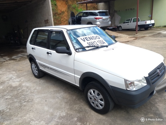 Fiat Uno 2012 1.0 Way Flex 5p