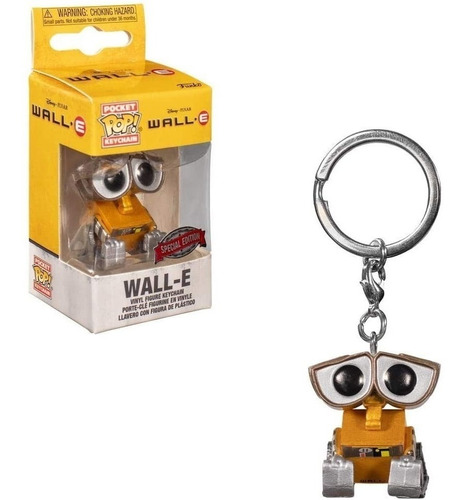 Funko Pop! Keychain Wall-e   Special Edition