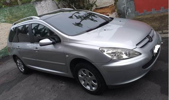 Peugeot 307 Sw - 2.0 - 16v - 2005/2005