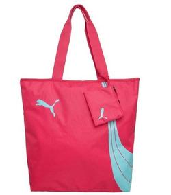 Bolsa Puma Fundamentals Shopper Rosa Original