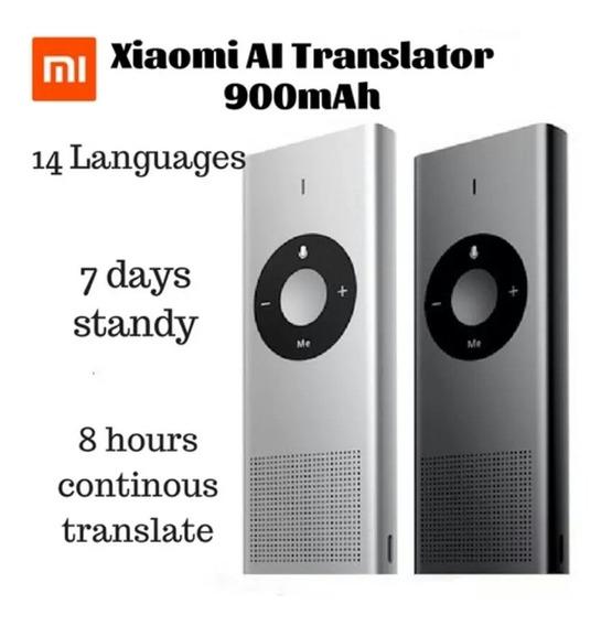 Tradutor De Voz Xiaomi Original Pronta Entrega