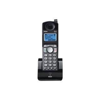Teléfono Inalámbrico De La Extensión De Rca 25055re1 Dect 6.