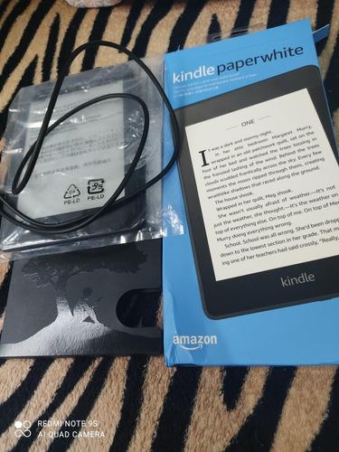 Kindle Piperwhite A Prova Dágua
