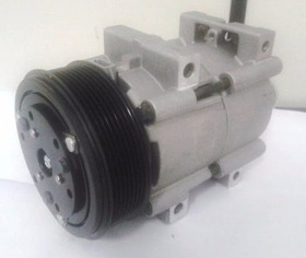 Compressor Ar Condicionado Ford F250 F350 4000 8pk Novo