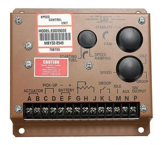 Control De Velocidad Esd5500e