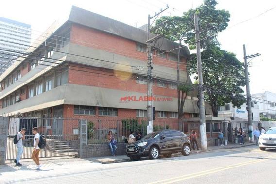 Prédio, 2737 M² - Venda Por R$ 24.900.000,00 Ou Aluguel Por R$ 90.000,00/mês - Barra Funda - São Paulo/sp - Pr0115