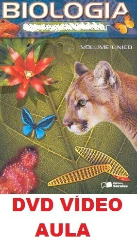 Aulas De Biologia Curso Em 1 Dvd Sdf