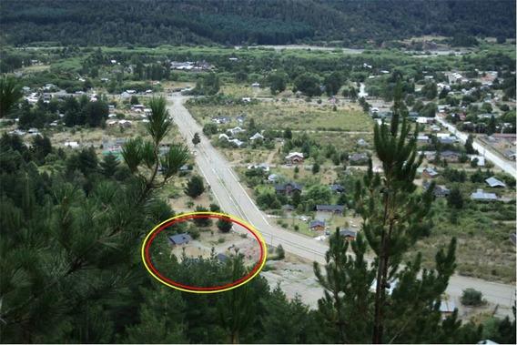 Casa 82 M2 S/lote 2.206 M Lago Puelo Exc Ubicación