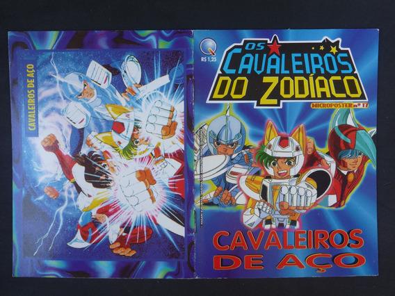 Os Cavaleiros Do Zodíaco - Microposter 17