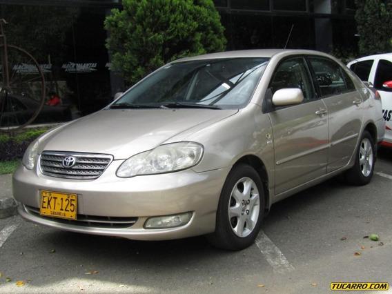 Toyota Corolla Gli 1800 Cc