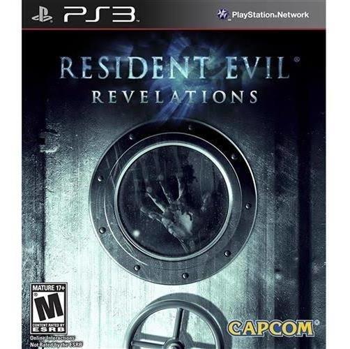 Jogo De Ps3 Resident Evil Revelations Em Mídia Digital