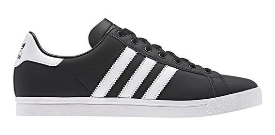 Zapatillas adidas Coast Star Negro/blanco - Corner Deportes