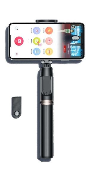 Bastão Selfie Tripé Controle Bluetooth Rock Space Original