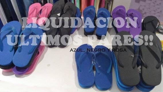 Ojota De Niños Infantil Ultimos Pares!!liquidacion