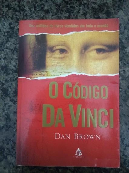 Livro - O Código Da Vinci