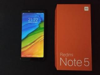 Xiaomi Redmi Note 5 Versão Global, Impecável, Estado De Novo