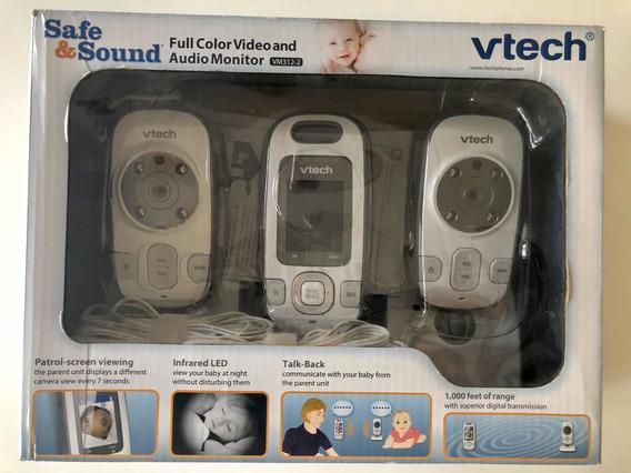 Baby Call Monitor Vtech Dos Cámaras