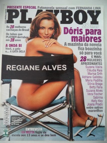 Lote De 6 Revistas Playboy/l19