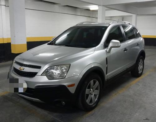 Chevrolet Captiva 2011 2.4 Sport Ecotec 5p