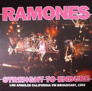 Vinilo Ramones - Strength To Endure
