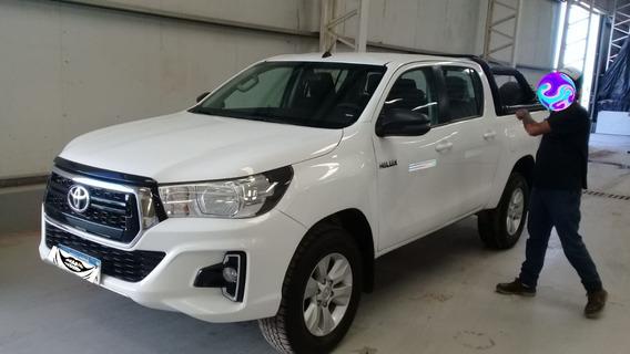 Toyota Hilux Sr 2.8 4x4 2018