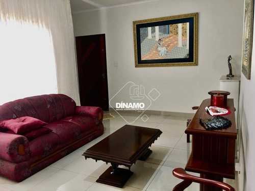 Casa Com 3 Dormitórios À Venda, Vila Tibério - Ribeirão Preto/sp - Ca1587
