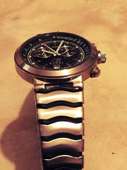 Aviador Shark Guess Cronografo = Automatico Corda Antigo Iwc