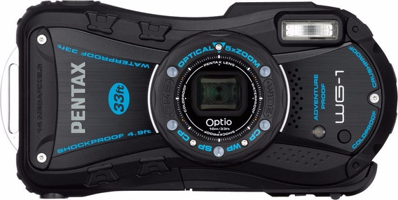 Optio Pentax Wg-1 Sumergible A 10 Metros