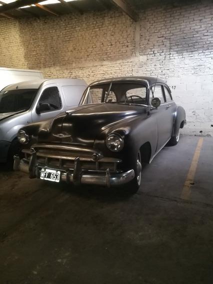 Original Styleline Chevrolet 1949 2 Puertas Permuto