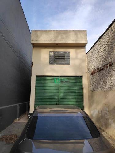 Salão Comercial E Residencial A Venda No Limão-sp - Sl0049