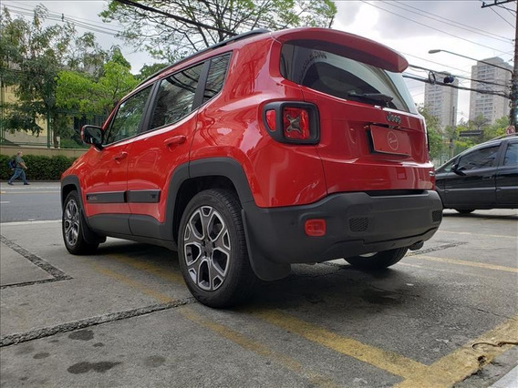 Jeep Renegade 2016 / Jeep / Renegade Longitude 1.8 Automatic