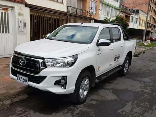 Toyota Hilux 4x4 Diesel Publica