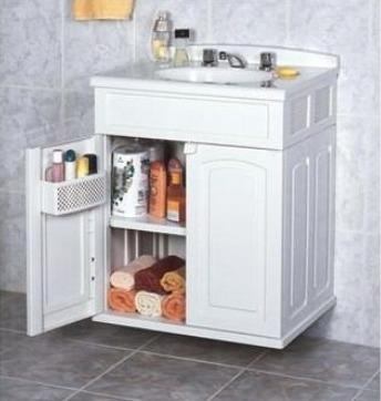 Gabinete Lavatório Para Banheiro Astra Frete Grátis
