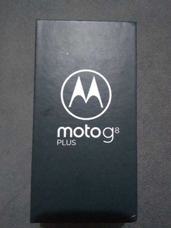 Celular Moto G 8 Plus Cam 48mp Ram 4 Gb M. Interna 64 Gb