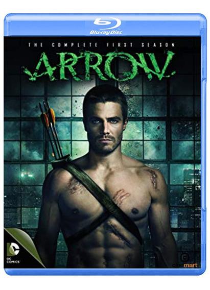 Arrow Primera Temporada 1 Serie Bluray