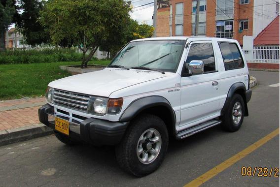 Mitsubishi Montero Hardtop 3.0 F.e 1998