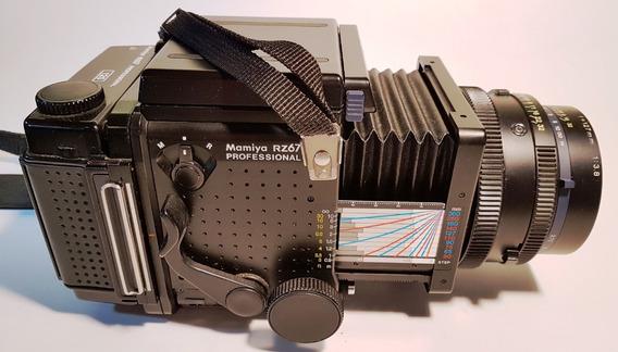 Mamiya Rz67 Pro C/lente 140mmz