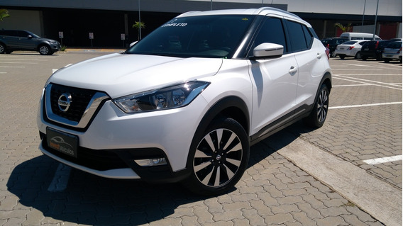 Nissan Kicks Sv Único Dono Na Garantia De Fabrica