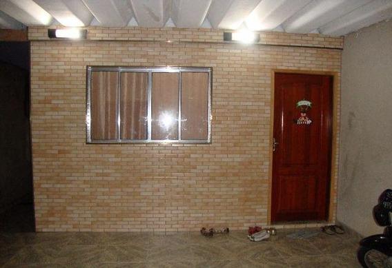 Casa Na Vila Nova São Vicente Aceita Financiamento Bancário
