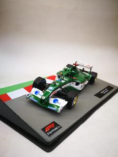 Formula 1 Salvat - Nº 69 Jaguar R4 (2003) Mark Webber