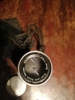 Lente Leica Elmar 90mm