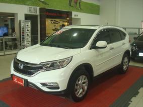 Honda Crv Cr-v Exl At 4x4 2.0 Flex