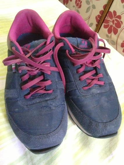 Zapatillas Topper Usadas De Mujer